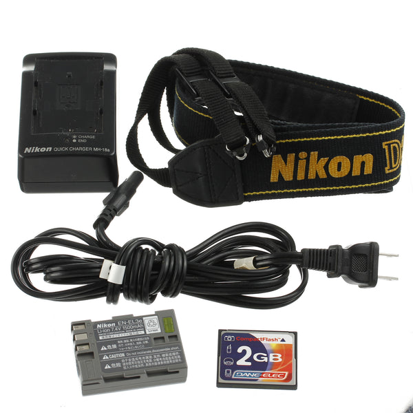 Nikon D200 Digital Camera Body
