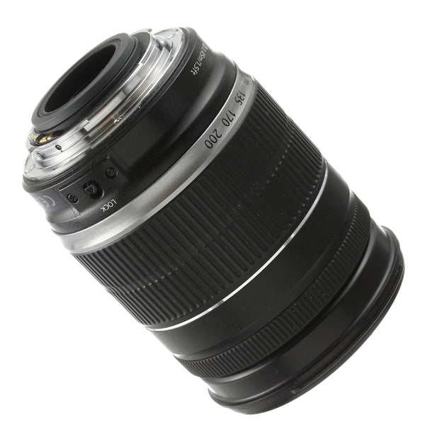 Canon EF-S 18-200mm 3.5-5.6 IS Lens