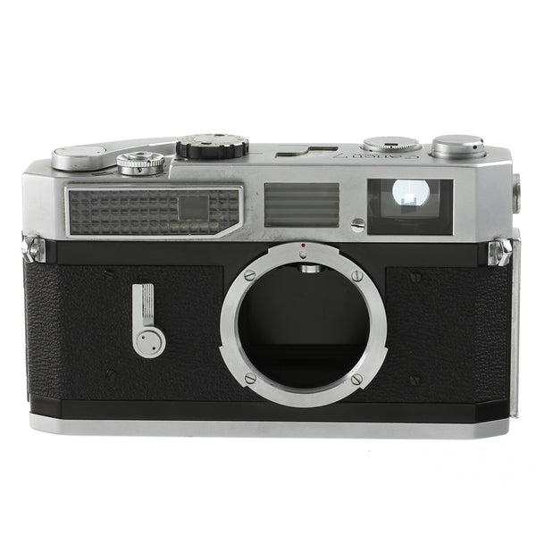 Canon 7 Rangefinder Camera Body Beautiful Condition