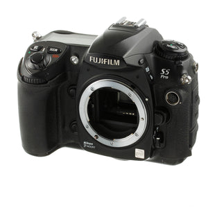 Fujifilm S5 Pro Digital Camera Body