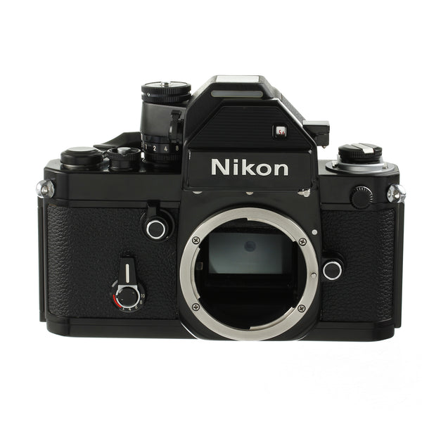 Nikon F2S Film Camera Body Mint Condition