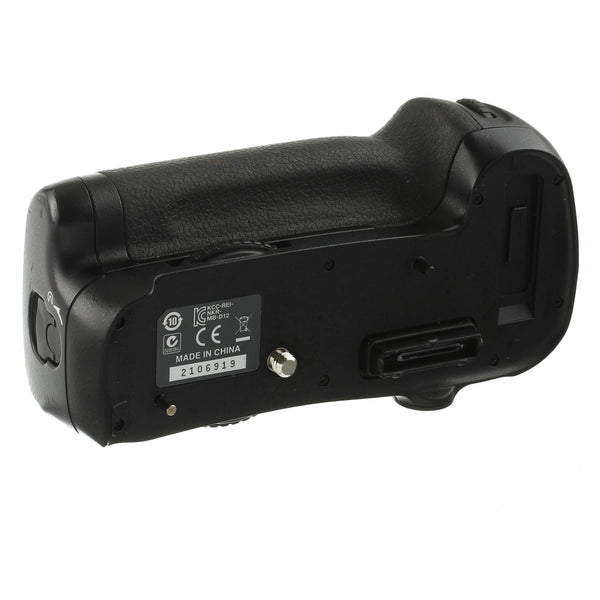 Nikon MB-D12 Battery Pack with AA Magazine for D800, D810 Cameras
