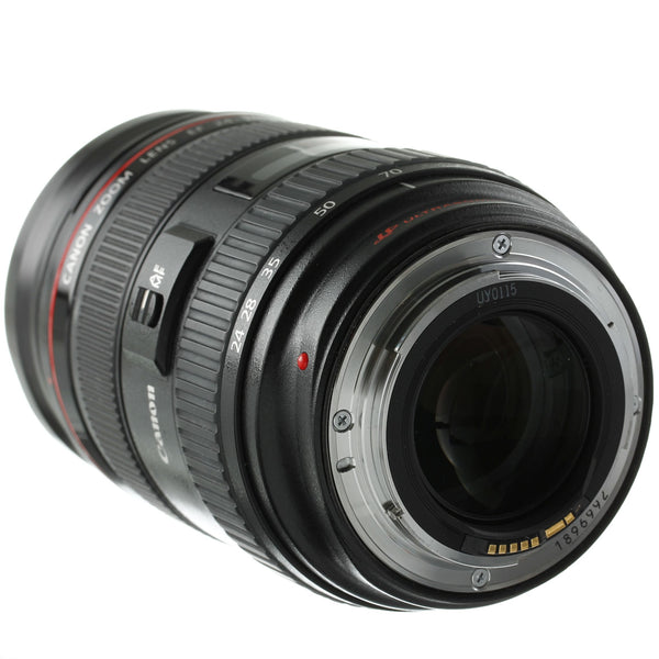 Canon EF 24-70mm 2.8 L Lens Beautiful Condition