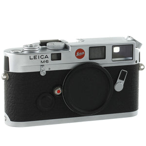 Leica M6 Rangefinder Camera Body Mint Condition