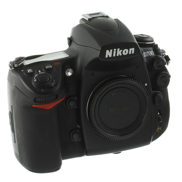 Nikon D700 Digital Camera Body US Model Boxed