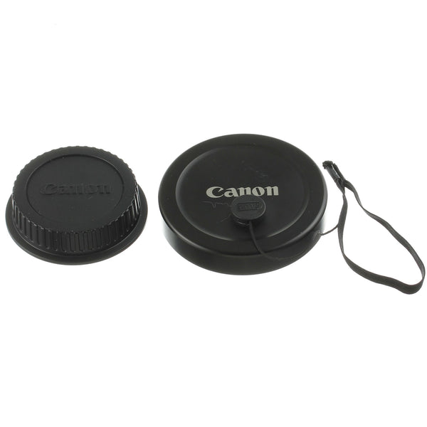 Canon EF 15mm 2.8 Fisheye Lens