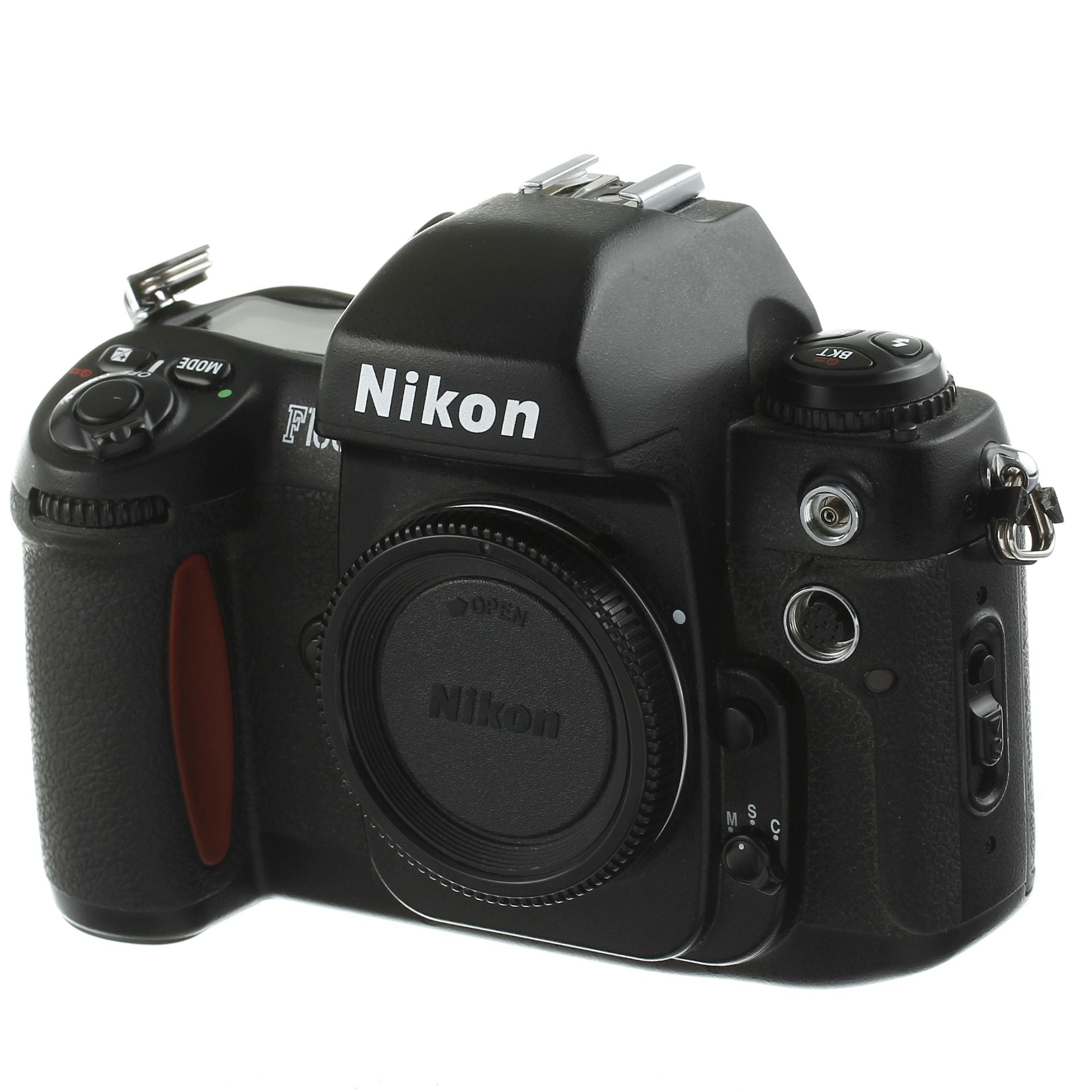 Nikon F100 Film Camera Body US Model