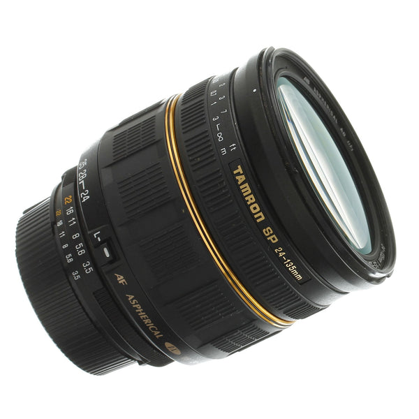 Nikon AF-D Mount Tamron SP 24-135mm 3.5-5.6 IF Lens