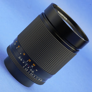 Contax 100mm F2 AEG Planar Lens Mint Condition