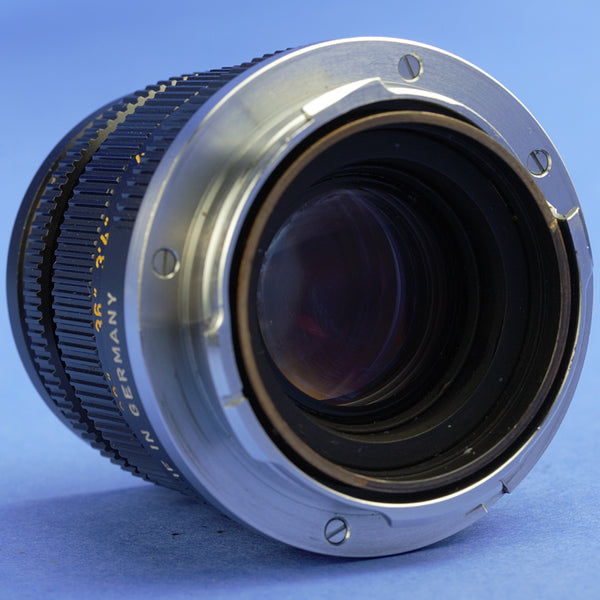 Leica Summicron 50mm F2 Lens M Mount 01/2020 CLA Beautiful Condition