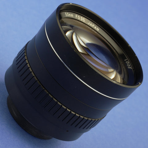 Precise Optics 50mm 0.95 Lens Head