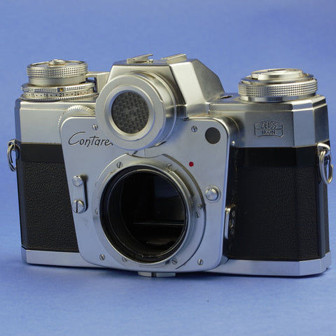 Contarex Bullseye Film Camera Body