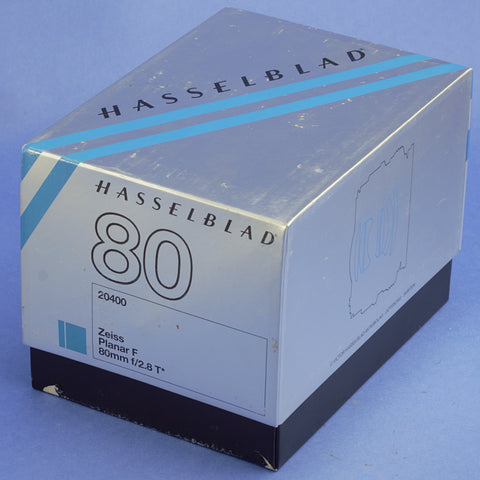 Hasselblad Planar 80mm 2.8 F Lens Open Box
