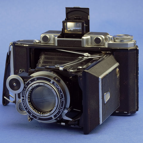 Zeiss Super Ikonta II 531/2 6/9 Medium Format Camera