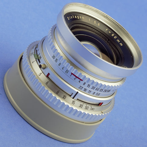 Hasselblad Distagon 60mm 5.6 C Lens Beautiful Condition