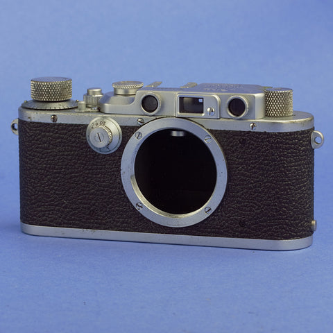 Leica IIIa Rangefinder Camera Body