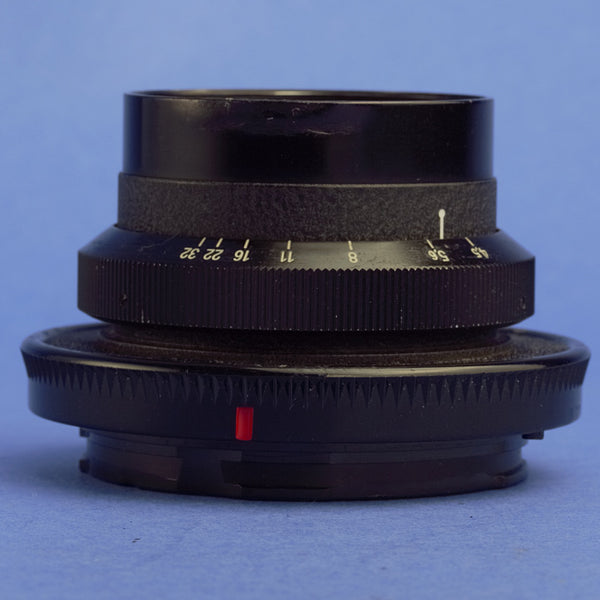 Carl Zeiss Jena Tessar 180mm 4.5 N51 Lens