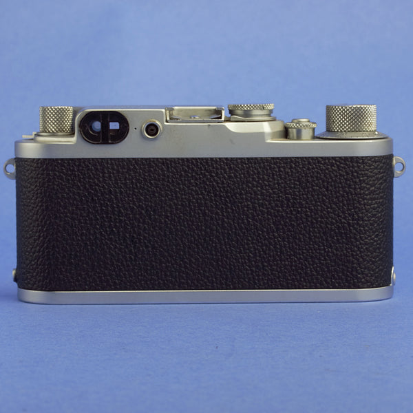 Leica IIF Rangefinder Camera Red Dial 1/1000