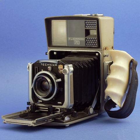 Technika 70 6x9 Large Format Camera with 100mm 5.6 Lens