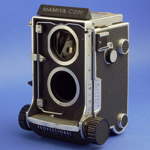 Mamiya C220 Medium Format Camera Body Only