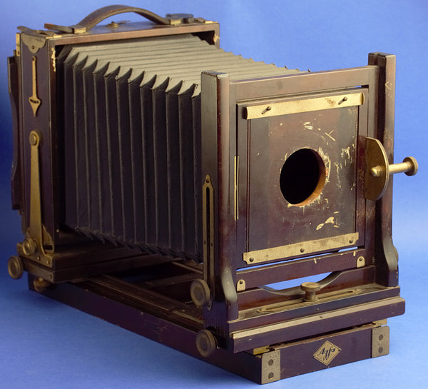 Agfa Ansco Universal 5x7 Large Format View Camera