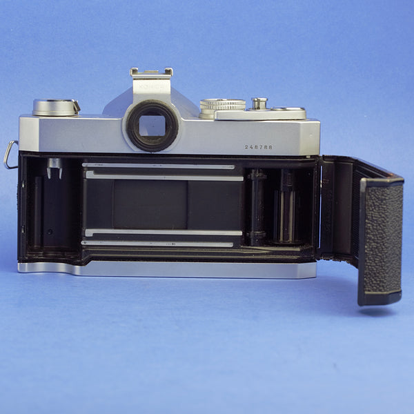 Konica Autoreflex T Film Camera Body