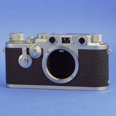 Leica IIIf Self-Timer Film Camera Body Near Mint Condition 10/2020 CLA