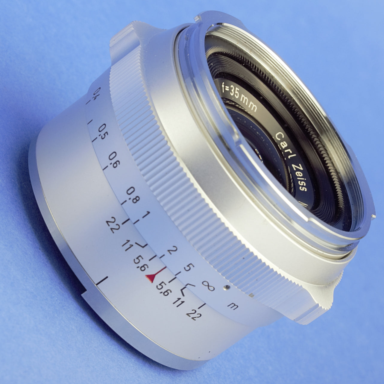 Contarex 35mm F4 Distagon Lens Beautiful Condition
