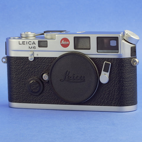 Leica M6 Classic Rangefinder Camera Body Beautiful Condition
