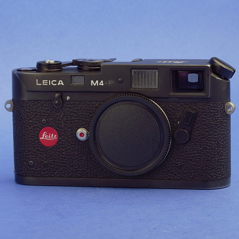 Leica M4-P Film Camera Body 01/2021 CLA