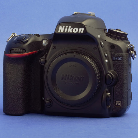 Nikon D750 Digital Camera Body