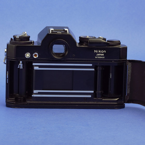 Nikon Nikkormat EL-W Film Camera Body