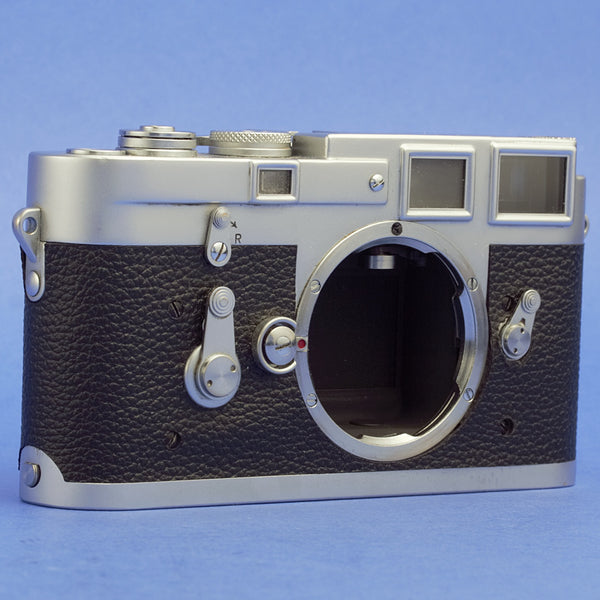 Leica M3 Double Stroke Camera Body 08/2020 CLA
