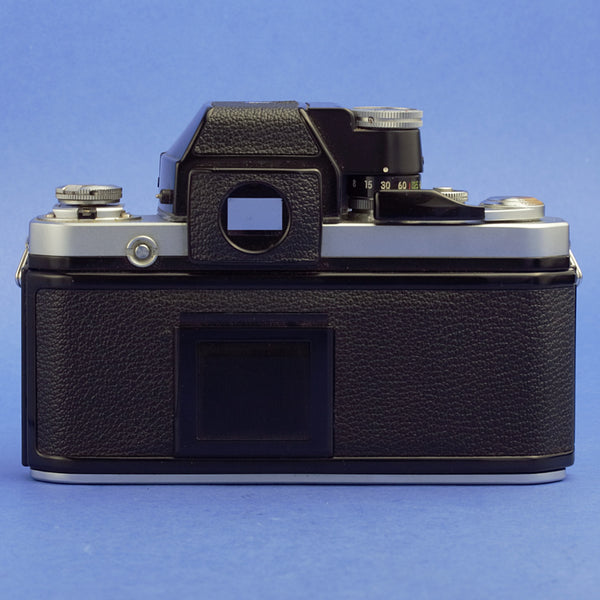Nikon F2A Film Camera Body Late Serial Beautiful Condition