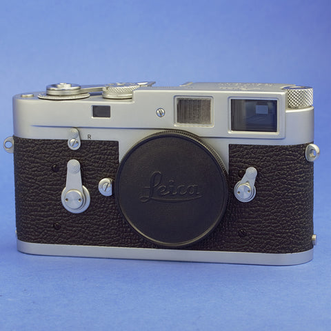 Leica M2 Film Camera Body 03/2021 CLA Beautiful Condition