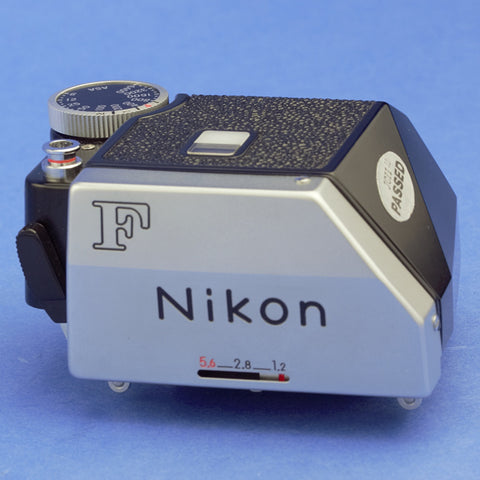 Nikon F Photomic FTN Finder Near Mint Condition