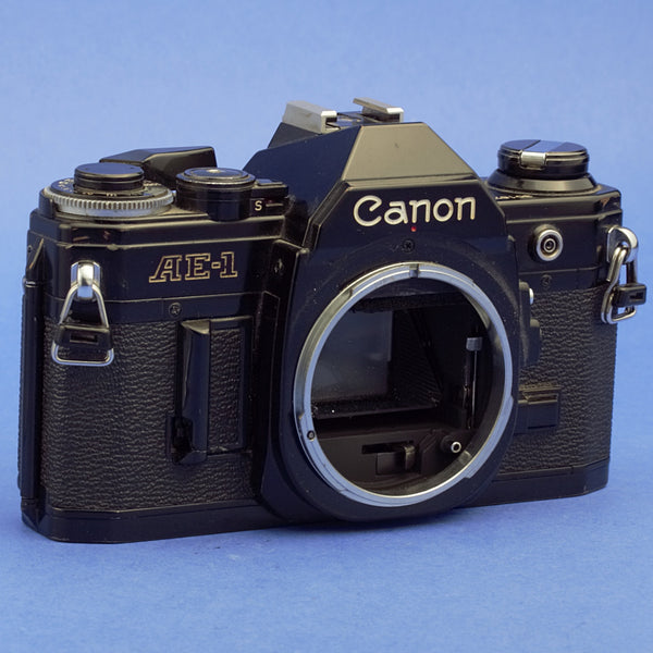 Canon AE-1 Film Camera Body