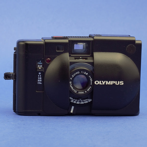 Olympus XA Film Camera with A11 Flash Near Mint Condition