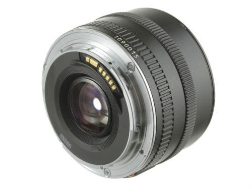 Canon EF 50mm 1.8 Lens Mark I
