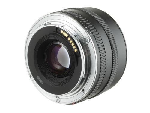 Canon EF 50mm 1.8 Lens Mark I Metal Mount