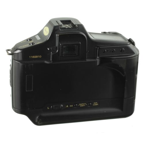 Canon T-90 Film Camera Body Not Working