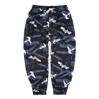 ALONELY WALK CRANE JOGGERS