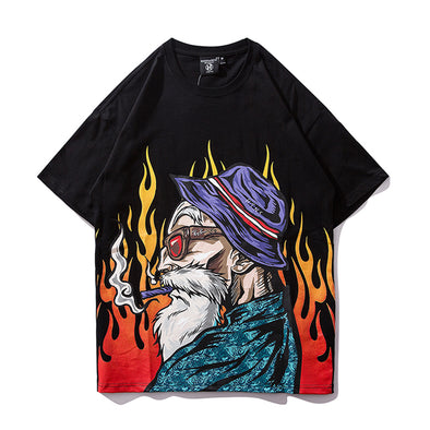 SMOKING POPS TEE