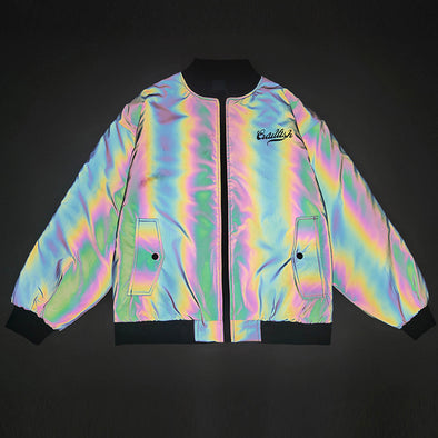 3M Reflective Letterman Jacket