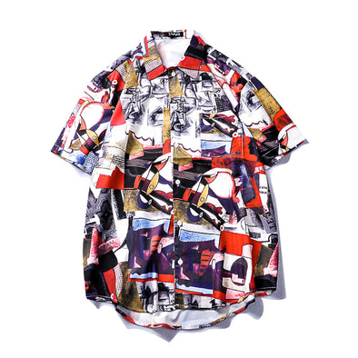 ABSTRACT ART SHIRT