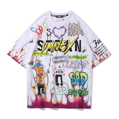 GRAFFITI T-SHIRT KSG26 RC