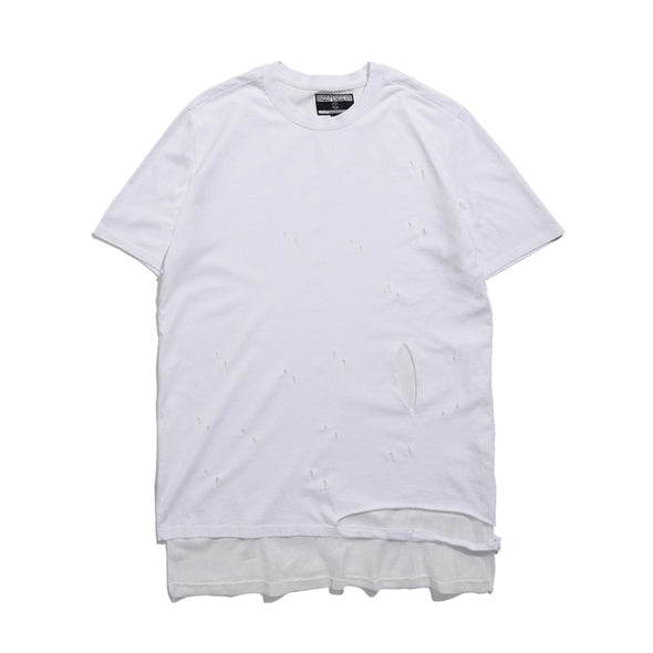 HOLE LONG T-SHIRT