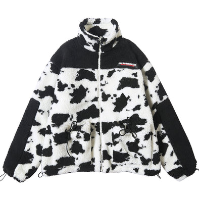 COW LAMB COAT