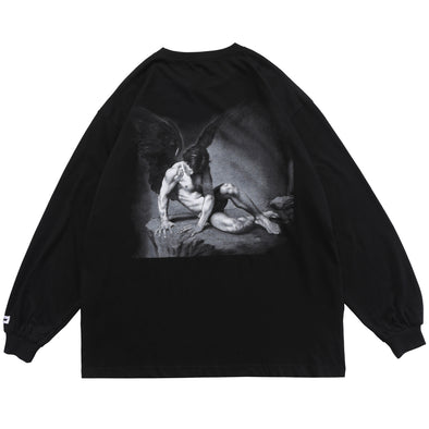 Dark Angel Long Sleeve Tee