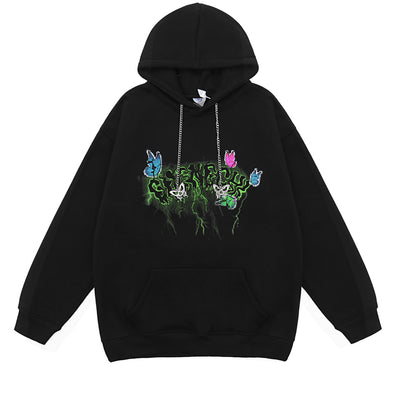Butterfly Chain Hoodie